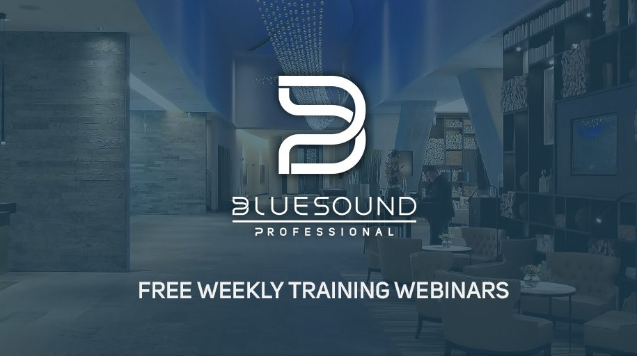 commercial audio webinar