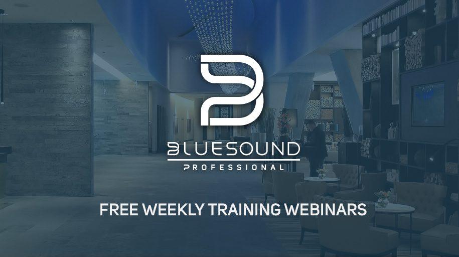 commercial audio webinar