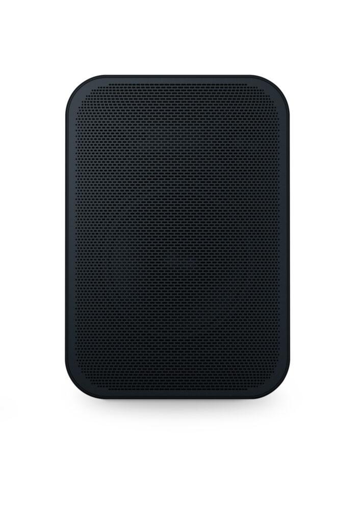 Front of a Black BSP200 Speaker